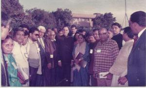 IFSMN FAMILY WITH RAJIV GANDHI