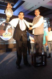 KHALI WELCOME BY CM