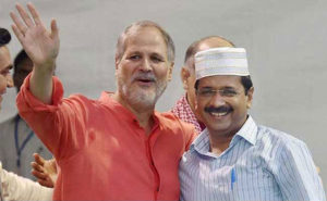 najeeb-jung-and-arvind-kejriwal