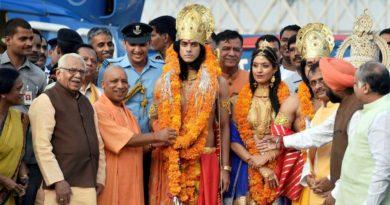 योगी की रामलीला ;योगी का असली काम और इम्तिहान अब शुरू