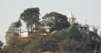 बाबा मलयनाथ मंदिर में मां बगलामुखी जी की कठोर निराहार साधना