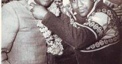 विवेकानंद खण्डूडी हिमालय पुत्र के साथ