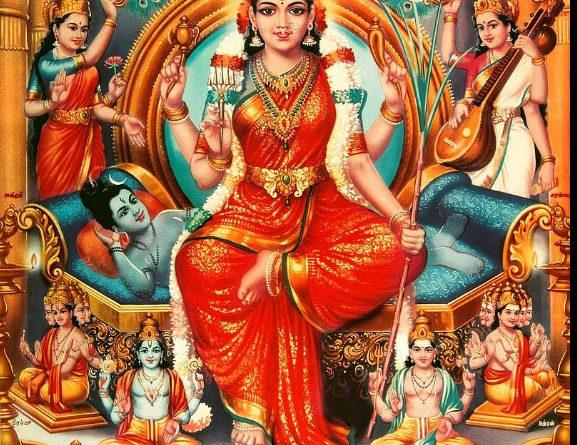 दस महाविद्याओं में सबसे प्रमुख देवी