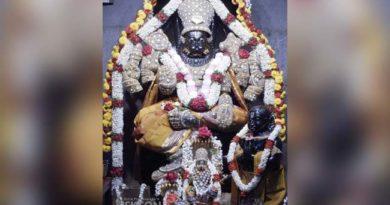 इसी  भगवान नरसिंह मंदिर से होली (Holi) की शुरुआत
