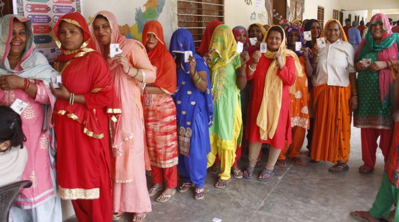 लोकसभा चुनाव 2019 अंतिम चरण ; भाजपा के लिए कड़ी चुनौती -विपक्ष में कई गठबंधन और समीकरण बन रहे
