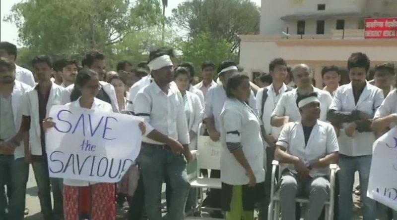 डॉक्टरों ने काम करने से इनकार – असर AIIMS जैसे बड़े अस्पतालों में भी