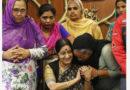 सुषमा स्वराज का 4 घण्टे पहले टविट ;मैं अपने जीवन में इस दिन को देखने की प्रतीक्षा कर रही थी